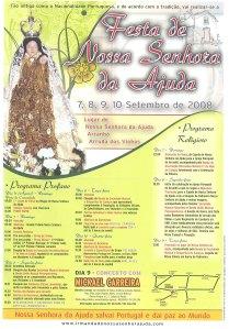 Festa de Nossa Senhora de Ajuda 2008 (Arranhó)